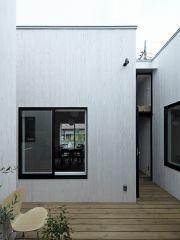 綴の家 ++ indoor garden ++ studiosynapse