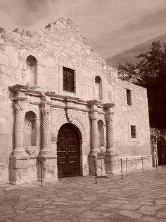 The Alamo, San Antonio, Texas