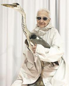 "Meet Ernestine ""Erni"" Stollberg, 95-Year-Old Austrian Model and Instagram Star"