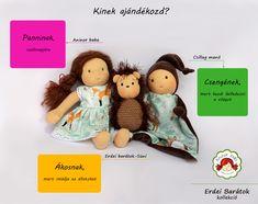 Lányos szülinapi ajándékötlet Teddy Bear, Dolls, Animals, Baby Dolls, Animales, Animaux, Doll, Teddybear, Animal