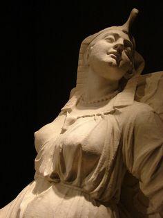 Death of Cleopatra Edmonia Lewis | FORM/SCULPTURE | Pinterest ...