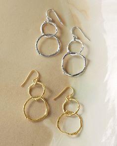 Mashka Double Hoop Earrings