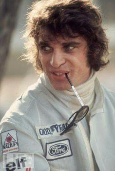 Albert François Cevert Goldenberg (1944 – 1973). (ph: Grand Prix Fashion)