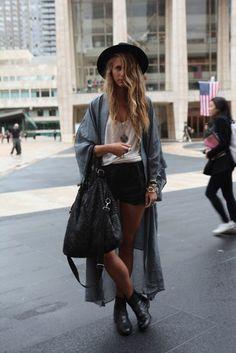N/A - hat- boot - kimono