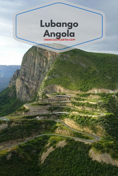 Lubango is the best place to relax in Angola. It is one of the most beautiful places in the world. Visit the Tundavala, Serra da Leba and the Pululukwa. Africa Destinations, Amazing Destinations, Travel Destinations, Travel Guides, Travel Tips, Travel Hacks, Angola Africa, Safari, Africa Travel