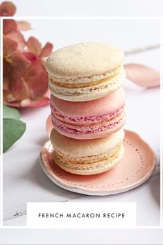 Ever wondered how to make these french fancies? Macarons are a must have for any baby shower.  Check out our guest post by Mademoiselle Macaron to learn their macaron recipe secrets. Baby Shower Planner, Baby Shower Menu, Baby Shower Games, Baby Shower Parties, Baby Showers, French Macarons Recipe, Macaron Recipe, French Fancies, Shower Tips