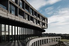 royal automobile club victoria torquay resort wood marsh architecture designboom