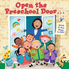 Preschool Door, Preschool Classroom, Preschool Ideas, Teaching Ideas, Class Pet, Programming For Kids, School Readiness, Penguin Random House, Book Format