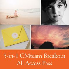 5-in-1 All Access Pass Breakout at Clickin Moms.