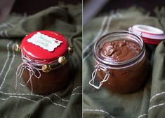 This homemade nutella is vegan, gluten free, and only has 6 ingredients