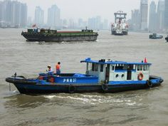 Shanghai highlights - Historic landmarks with modern skylines Shanghai Skyline, Old Shanghai, Canal Barge, English Summer, The Bund, Shopping Street, Old Street, Countries Of The World, Public Transport