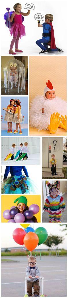 Pins of the Week: DIY Halloween Costumes