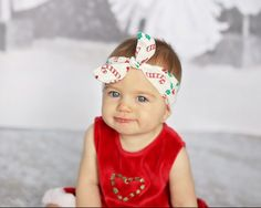 Toddler Headbands, Headband Baby, Knot Headband, Lazy Day Hairstyles, Tie Knots, Christmas Candy, Beautiful Children, Candy Cane, Infant