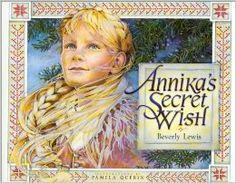 Christmas Party Ideas: Picture Books to read aloud....Annika's Secret Wish