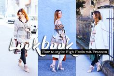 How to style: High Heels mit Fransen