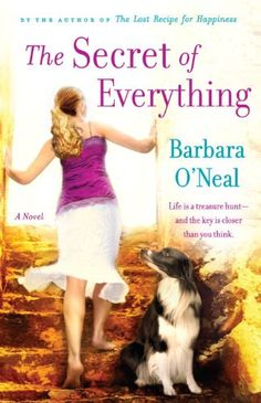 The Secret of Everything by Barbara O'Neal https://www.amazon.com/gp/product/0553385526?ie=UTF8&tag=thereadingcov-20&camp=1789&linkCode=xm2&creativeASIN=0553385526