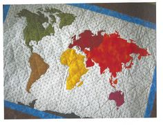 World map quilt pattern map quilt pdf and patterns our world patchwork map quilt pattern qbe 109e before designing this quilt i consulted with gumiabroncs Image collections