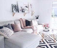 Imagem de home, decor, and room