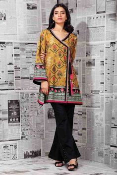 8a56d68c527f Gul Ahmed Summer Embroidered Lawn Dresses Collection 2019