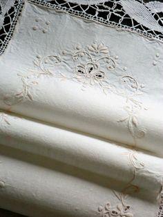 Tischdecke von White Roses auf DaWanda.com