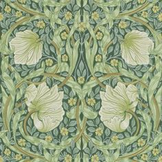 William Morris, the master of nature inspired pattern. Description from pinterest.com. I searched for this on bing.com/images