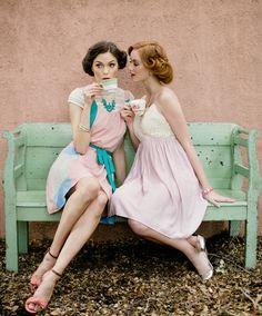 Spring Tea Party http://thismodernromance.com/main/?p=6825