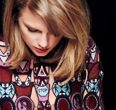 Taylor Swift for InStyle Magazine