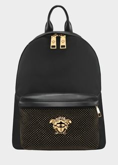 Shop Fashion Bags   Backpacks from Versace Men s Collection. Shop Latest  arrivals on the Versace Online Store. fb58134781dbb