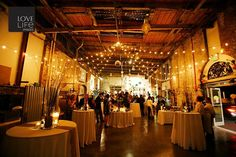 wedding reception venue glassblowing studio baltimore maryland glass blowing