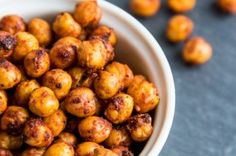 Spicy Moroccan Roasted Chickpeas | Tasty Kitchen: A Happy Recipe Community!