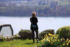 minibag the crossbodywallet Lake Zurich, Clutch, Mini Bag, Around The Worlds, Nature, Travel, Style, Handbags, Swag