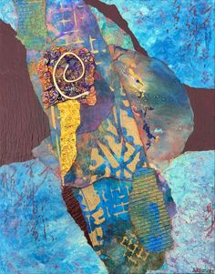 """Determine more info on """"modern abstract art mixed media"""". Look into our web site. Mixed Media Painting, Mixed Media Art, Modern Art Movements, Watercolor Artists, Art Journal Pages, Art Journaling, Abstract Photography, Face Art, Collage Art"""