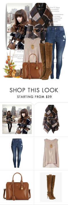 """""""Autumn Days"""" by queenvirgo ❤ liked on Polyvore featuring Chicwish, H&M, Dorothy Perkins, Alexander McQueen and Jimmy Choo"""