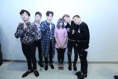 Chongqing FM Day 1 #Bigbang #GDragon #Top #Taeyang #Daesung #Seungri