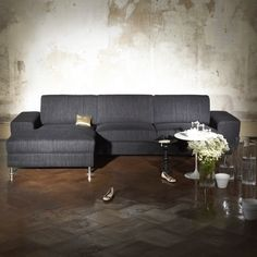 2 sitzer baracca 160x95 braun antik optik bauhausstil sofa. Black Bedroom Furniture Sets. Home Design Ideas
