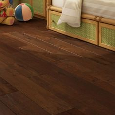 A tip to find cheap hardwood floors is to set a budget. Having a price range allows you to find wood flooring materials that won't cost a fortune and you get to save time since you narrow down the number of hardwood flooring suppliers to choose from.