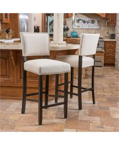 Our Best Dining Room & Bar Furniture Deals 3 Piece Sectional Sofa, Sofa Set, Bar Furniture, Pallet Furniture, 30 Inch Bar Stools, Bar Stools With Backs, Dining Room Bar, Kitchen Dining, Kitchen Decor