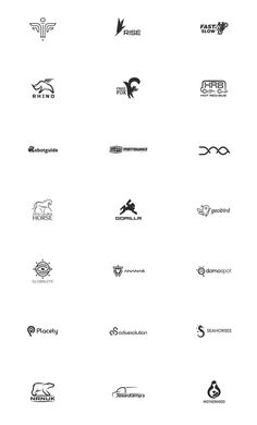 Logo Collection by Petar Shalamanov #logos