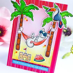 New Uniquely Creative stamp and colour kit Color Kit, Colour, Summer Collection, Stamps, Crafty, Creative, Cute, Flowers, Projects