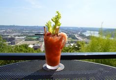 7 Cincinnati Bloody Marys That Will Blow Your Mind Cincinnati Food, Blow Your Mind, Bloody Mary, Ohio, The Neighbourhood, Favorite Recipes, Stuffed Peppers, Vegetables, Brunches
