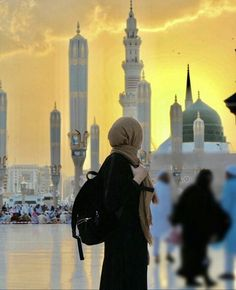 Hijab Niqab, Muslim Hijab, Islam Muslim, Hijabi Girl, Girl Hijab, Islamic Images, Islamic Pictures, Muslim Girls, Muslim Couples