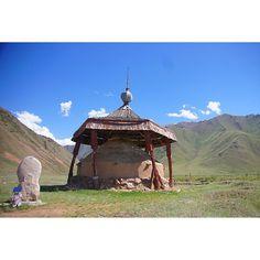 Museum of Kojomkul, Wonderful valley #Kyrgyzstan