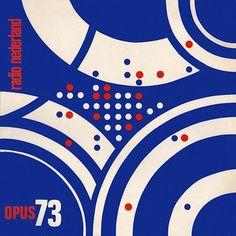 Opus '73, 1973 Designer: Dick Elffers