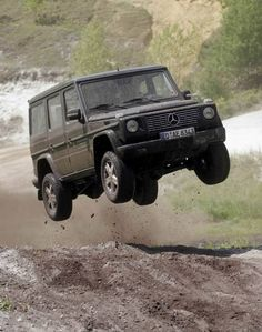 Mercedes G wagon '4x4 off road'