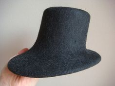 Making a hat block (and hot) from cork!