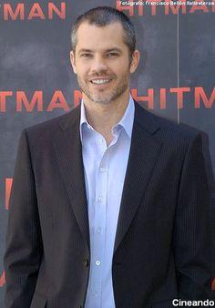 Timothy Olyphant visitó Madrid el 28 de Noviembre de 2007 para presentar la película Hitman. Fotografía de Francisco Bellón Ballesteros