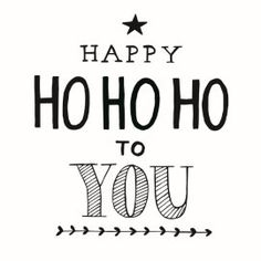 Kerstkaart - xmas-hip-happy-ho-ho-ho-to-you