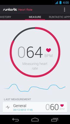 L'application Runtastic Heart Rate pro est gratuite aujourd'hui ! - http://www.frandroid.com/applications/267882_lapplication-runtastic-heart-rate-pro-est-gratuite-aujourdhui  #ApplicationsAndroid