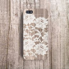 LACE illustration iPhone case lace iPhone 5 case by casesbycsera, $19.99