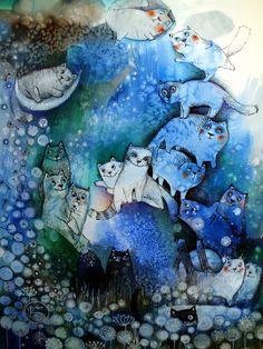 All ballad by Oxana Zaika